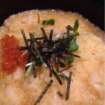 yakitorirobatayakigenki - 〆のトロロ飯が最高!