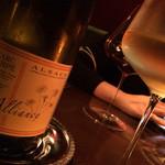 オピューム - マルクテンペさんのワインはとても素晴らしいですね!!