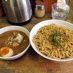 藍華 - つけ麺(大盛り+味玉)