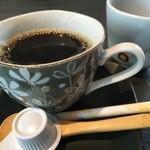 はせがわ - 食後のコーヒーはHOTなら200円で追加できます