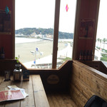 POP喫茶 オッパーラ - 江ノ島を一望