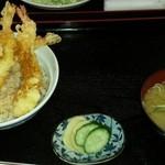 さぶちゃん - 海老天丼 1.300円