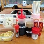 カキとイカの大栄丸 - 料理写真: