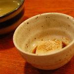 蕎仙 - そば豆腐