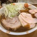 麺処 慶 - 濃厚煮干し