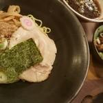 44423694 - 牛スジつけ麺(小)