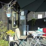 CAFE DU MON - オープンテラス