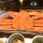 ホテル 金波楼 - 蟹アップ❤︎