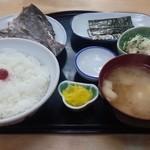 44429070 - 朝定食 380円