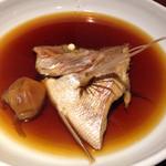 44429286 - 鯛の煮つけ