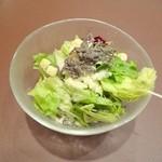 44429546 - 松木コンボのサラダ