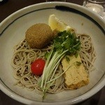 44429673 - 胡麻酢蕎麦