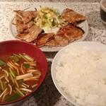 44429735 - 炭焼定食