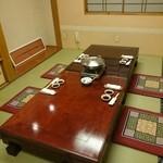 寿司の小林 - 個室