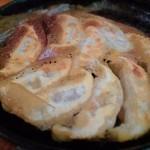 イツワ製麺所食堂 - 餃子