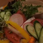 肉屋うたがわ2 - こだわり野菜のバーニャカウダ