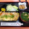 お食事処 廣瀬 - 料理写真:かつ重