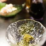 和バル たぱすの森 - 本場の柚子胡椒