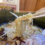麺や 福丸 - 合わせ味噌 麺