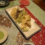 おどり - 秋の野菜揚げ