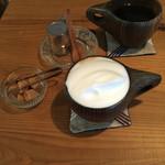 44437489 - コーヒー♡メキシコ♡カフェ・オ・レ