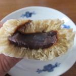 和菓子 村上 - ミニ黒糖ふくさ餅