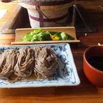 ふる里 - 蕎麦(並)