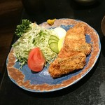 和食家TADA - 料理写真:さけフライ