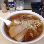 44438878 - ワンタン麺 730円