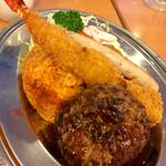 不二家レストラン - 料理写真:❀洋食おとな様ランチプレート❀