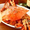 日々是君想 - 料理写真:渡り蟹のトマトクリームリングイネ
