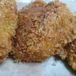 ハマケイ - 鶏メンチカツ