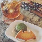 ブエナビスタ - ウィルキンソンのジンジャエールにハロウィン使用のおまけクッキー☆