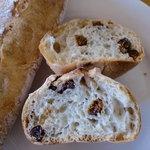 4444555 - 栗といちじくのパン断面