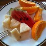 4444669 - デザートの果物
