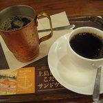 上島珈琲店 - 珈琲、ホット&アイス