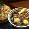 粋貫庵 彰利 - 料理写真:看板商品【鶏ざる黒】