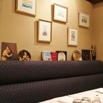 バンブードール - 絵画がいっぱい