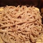 蕎麦雪月花 - 手碾き十割蕎麦