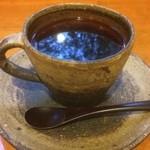珈琲まめ坊 - 片平ブレンド 苦味の深い味わいが美味しい。