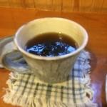 珈琲まめ坊 - 豆坊ブレンド 仙台の作家の珈琲カップと共に とても飲みやすく、美味しい