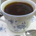 茶房 萌木 - ブレンドコーヒー