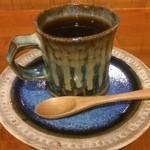 珈琲まめ坊 - 広瀬川ブレンド 名前の通り、爽やかで飲みやすい。飲んだ後に舌の上に軽く甘みが残る