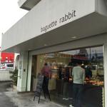 baguette rabbit -