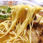 桃竹 - 中華そば 細麺
