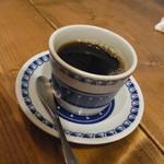 スノー グース - ランチにつくコーヒー