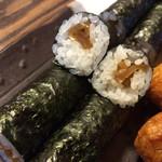 美佐古寿司 - テッパンのかんぴょう巻き