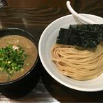 札幌 Fuji屋 - ●2015 #265 @濃厚ニボ味噌つけ麺/並盛 ¥850