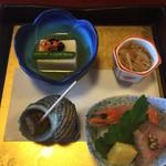 44450616 - 前菜たち