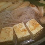 モリタ屋 - 豆腐も醤油とザラメで❤ ♪o((〃∇〃o))((o〃∇〃))o♪
